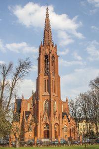 Kościół ChKiZNMP {2013 r.}